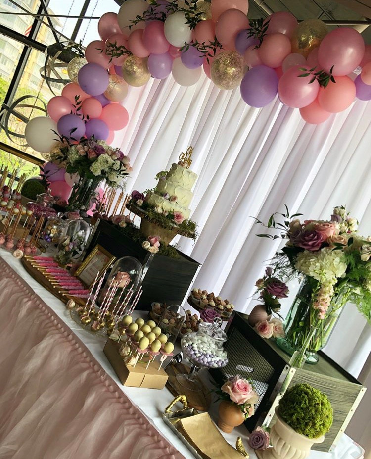 Baby Shower - Molos - June 2018