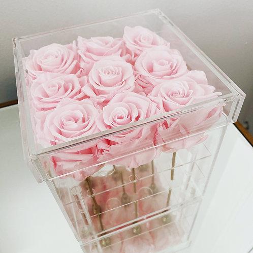 Nine Rose Box