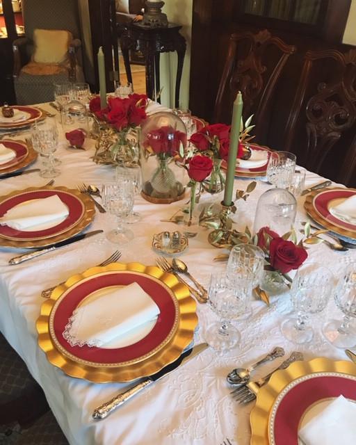 Christmas Dinner - Private Client - December 2018
