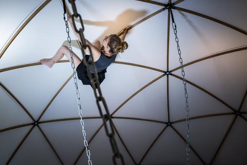 Lyydia climb