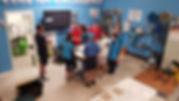 Konig Australia Surface Repair Training. We train customers how to repair damaged tiles, stone benchtops, timber floors, furinture and more.