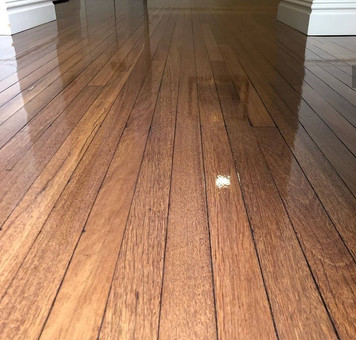 After Natural Tallow Wood - Clear Coat