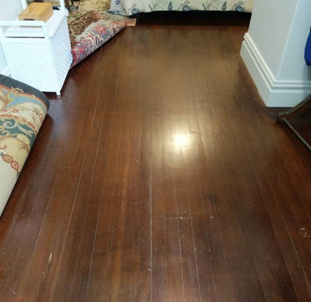 Before Natural Tallow Wood - Clear Coat