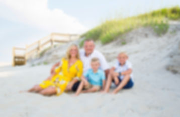 Corolla portraits taken by obx family photgrapher Katiedid Photography
