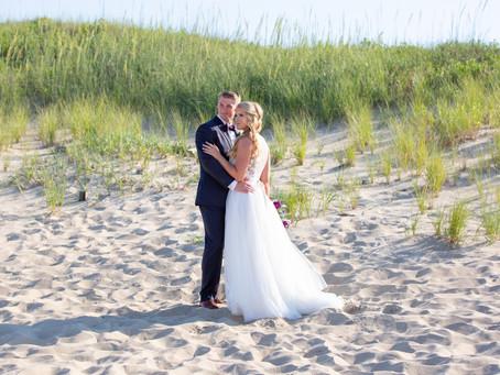 Ethan & Emily | Village Beach Club Wedding
