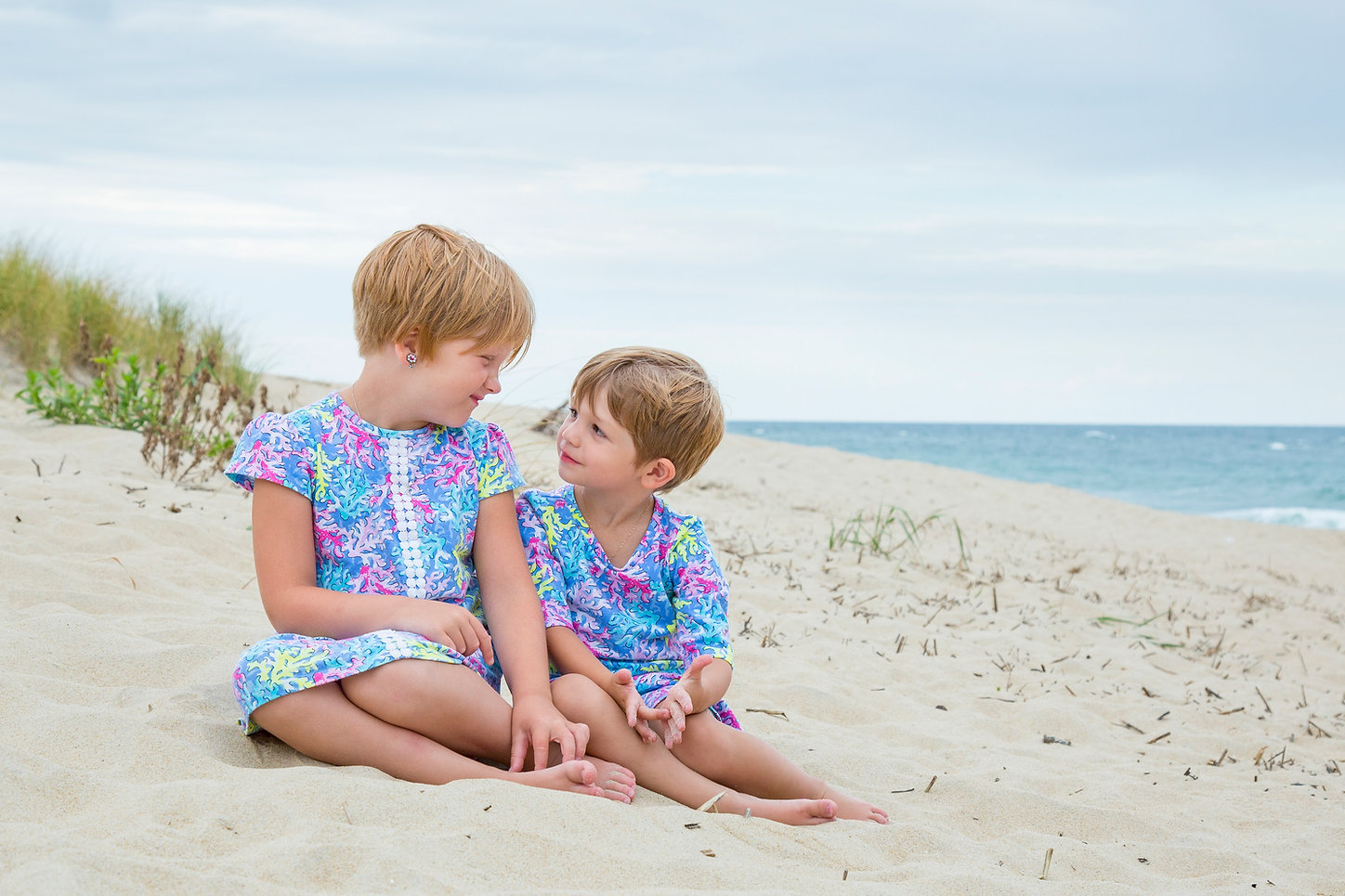 OBX beach portraits by manteo wedding by Katiedid Photography.  Outer Banks photographer