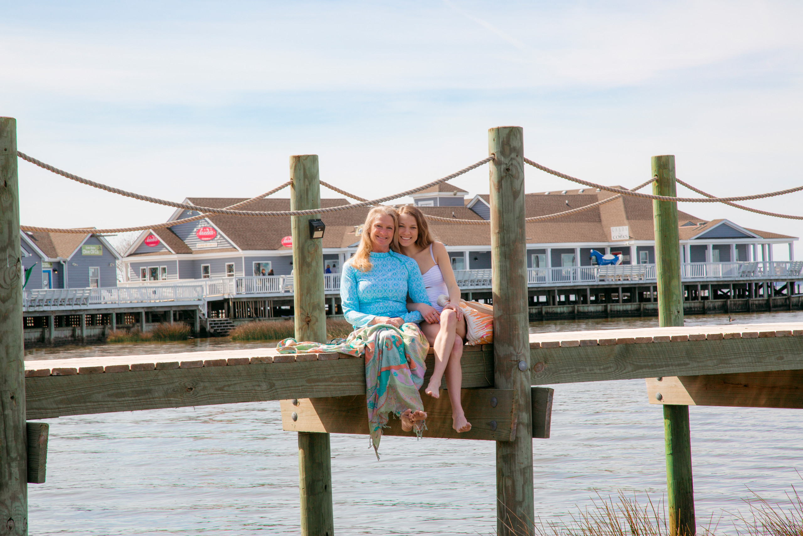 Katiedid Photography Waterfront Shops in Duck, NC