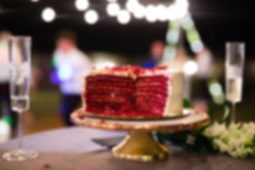 cake from a obx wedding reception taken by manteo wedding by Katiedid Photography, an Outer Banks wedding photographer