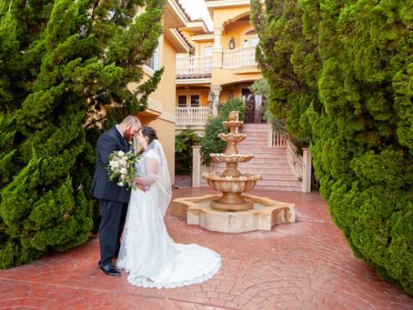Grande Ritz Palm Wedding   Chelsea + Jim