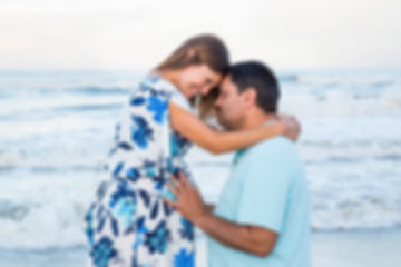 OBX beach portraits by Katiedid Photography.  Outer Banks photographer.  maternity photos