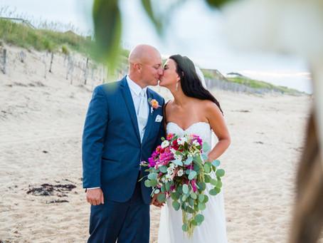 Nags Head Beach Cottage Wedding