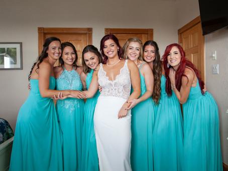 Rachel & Travis | 108 Budleigh Wedding