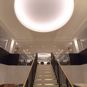 Qantas Lounge - T3, Heathrow