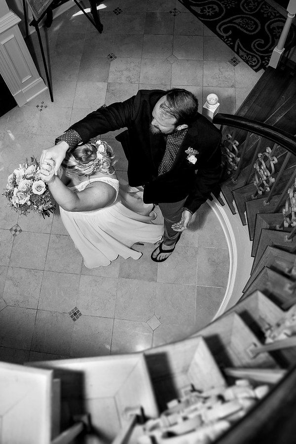 Corolla wedding by Katiedid Photography. OBX wedding.