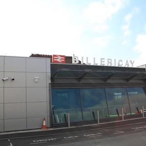 Billericay Station
