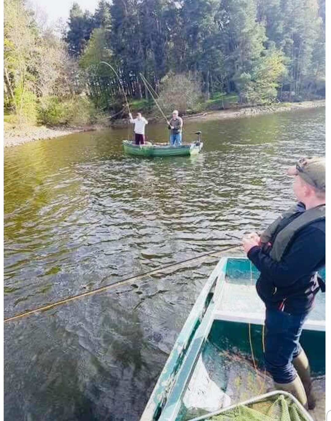 fly fishing edinburgh