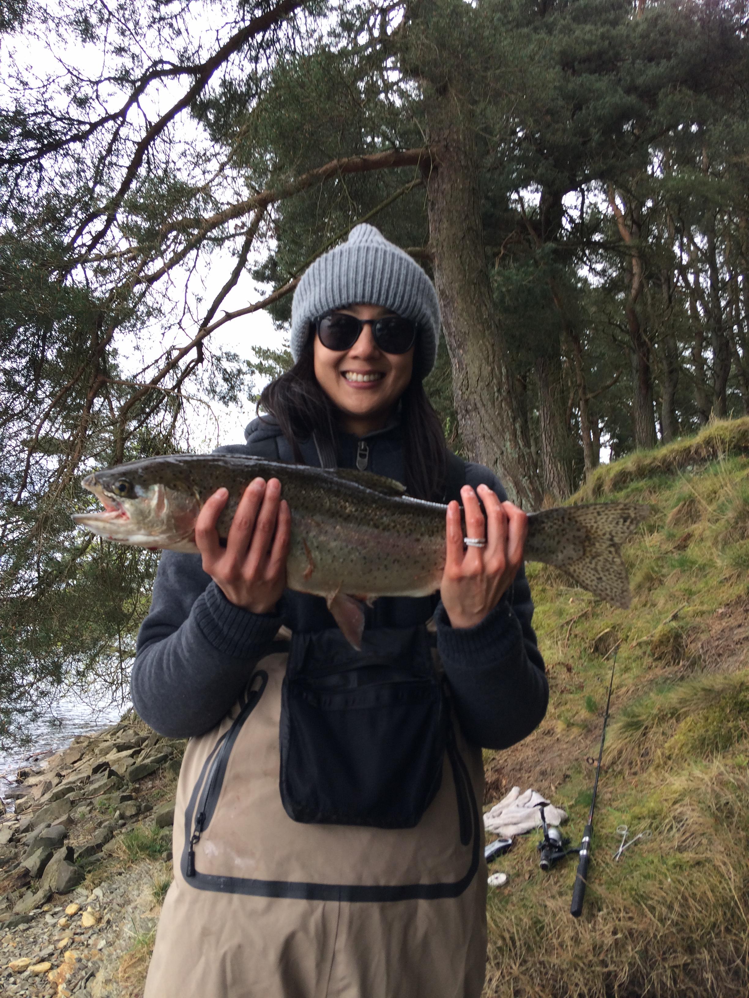 Fishing guide edinburgh