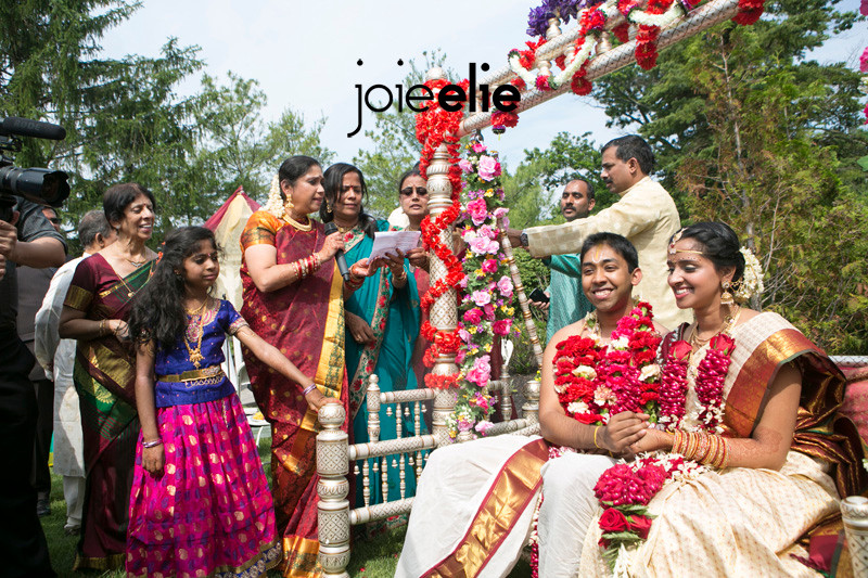 Indian Wedding The Belle of Blue Bell; Joieelie Photography