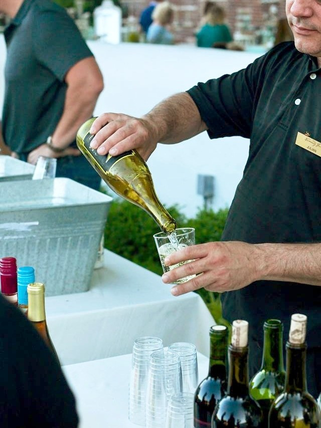 Jazz on the Vine at Normandy Farm