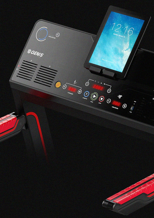 Treadmill GT2000