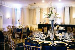 "A ""modern classic"" ballroom"