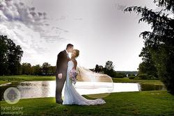 Blue Bell wedding