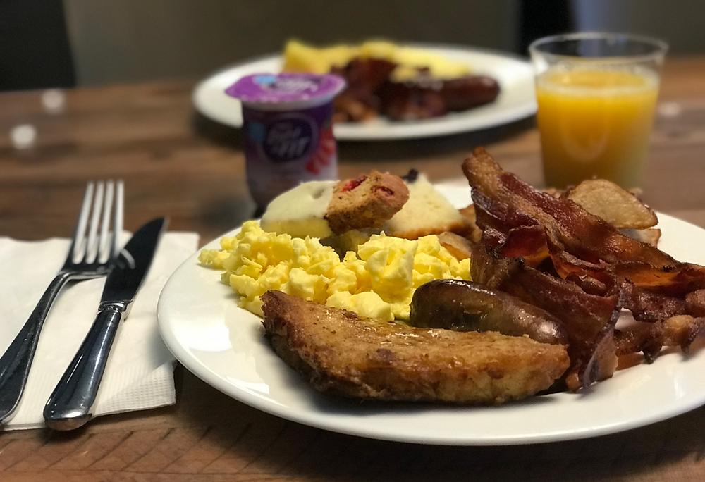 Breakfast Meeting at Normandy Farm