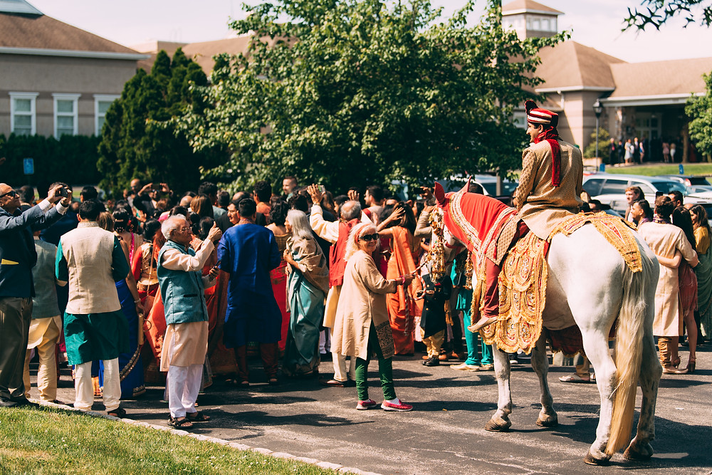 Indian Wedding Normandy Farm; Tyler Boye Photography