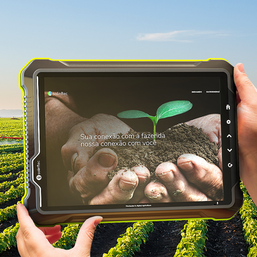 Agro Tablet Farming Technology
