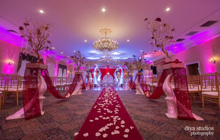 Indian Wedding The Belle of Blue Bell; Diya Studios