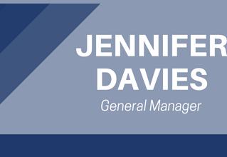 Welcome Jennifer Davies