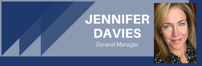 Jennifer Davies BBCC General Manager