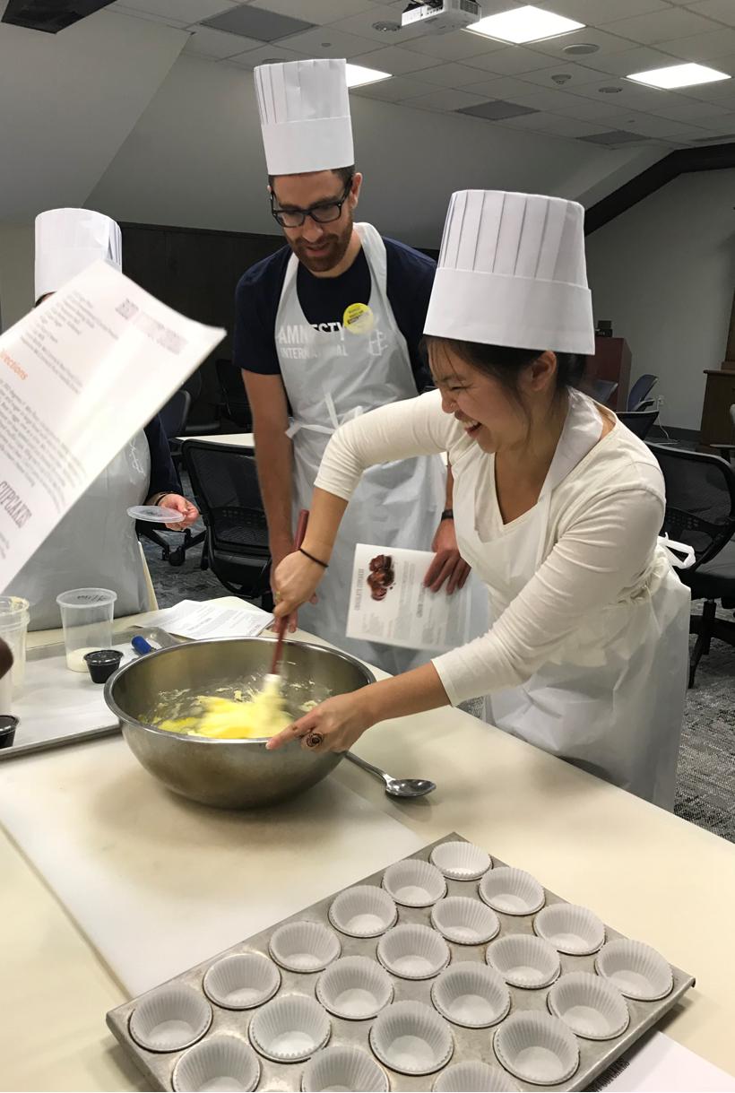 Culinary Teambuiling
