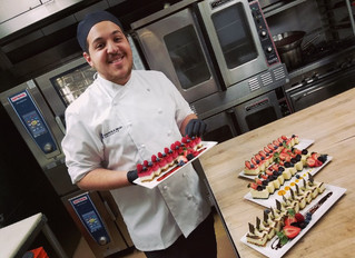 Meet the Team: Pastry Chef Supervisor, Clarence Fortune