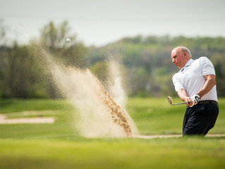 Charity Golf Outings Bring in the Real Green