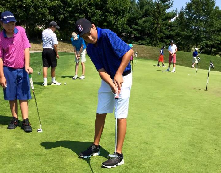 philadelphia junior golf