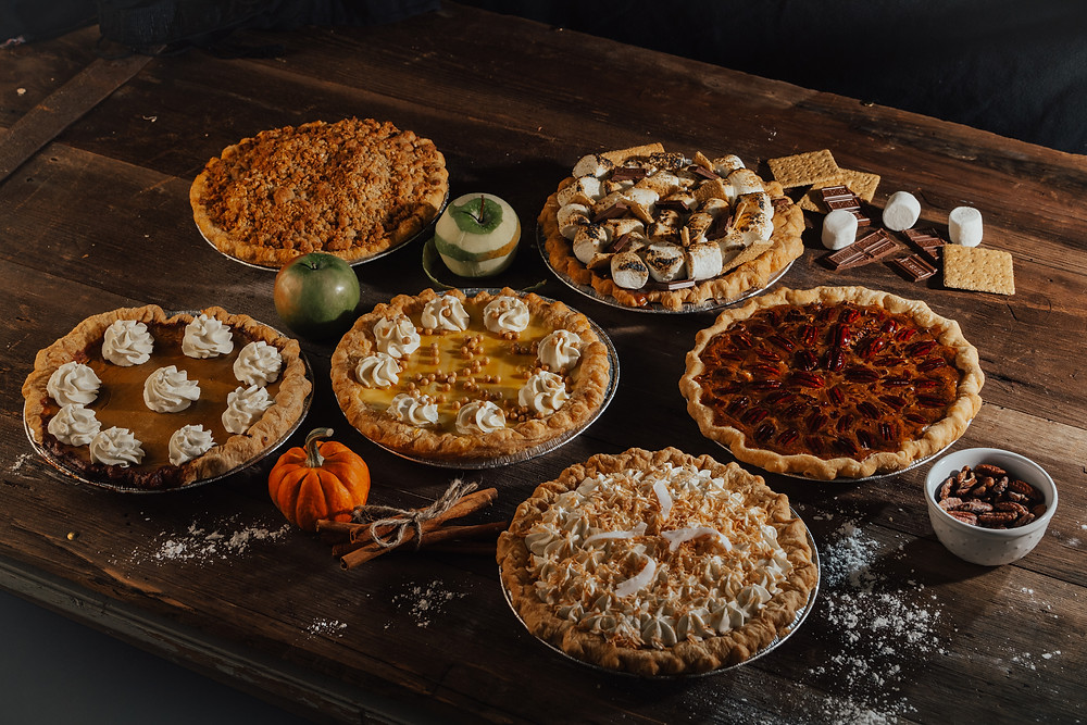 Normandy Farm Holiday Pies