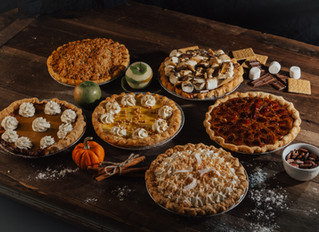 Get Adventurous with Your Pies This Thanksgiving Holiday