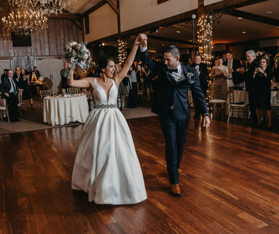 Short Term Weddings at Normandy Farm