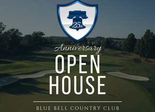 Blue Bell Country Club   Open House