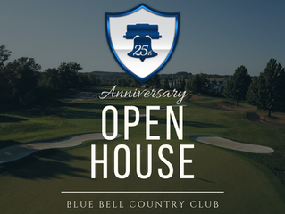 Blue Bell Country Club | Open House
