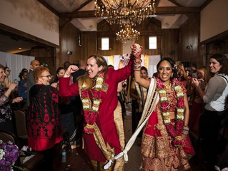 What to Expect at an Indian Wedding at Normandy Farm
