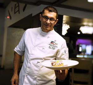 Executive Pastry Chef Sam Nahhas
