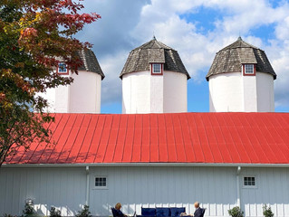 Four Ways to Ease Into Your Regularly Scheduled (Meeting) Program at Normandy Farm