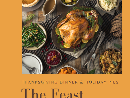 "Thanksgiving Curbside Catering at ""the farmer's daughter"" Restaurant"