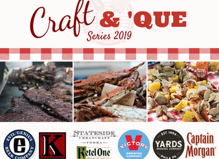 Bring on the Summer Season with Our Annual Craft & 'Que Series!