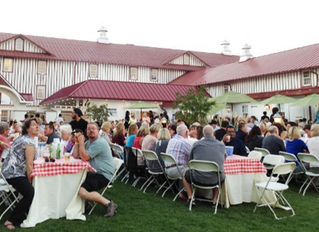 Daydreaming About Being Outside While at Work? Host One of Our Corporate BBQs at Normandy Farm!