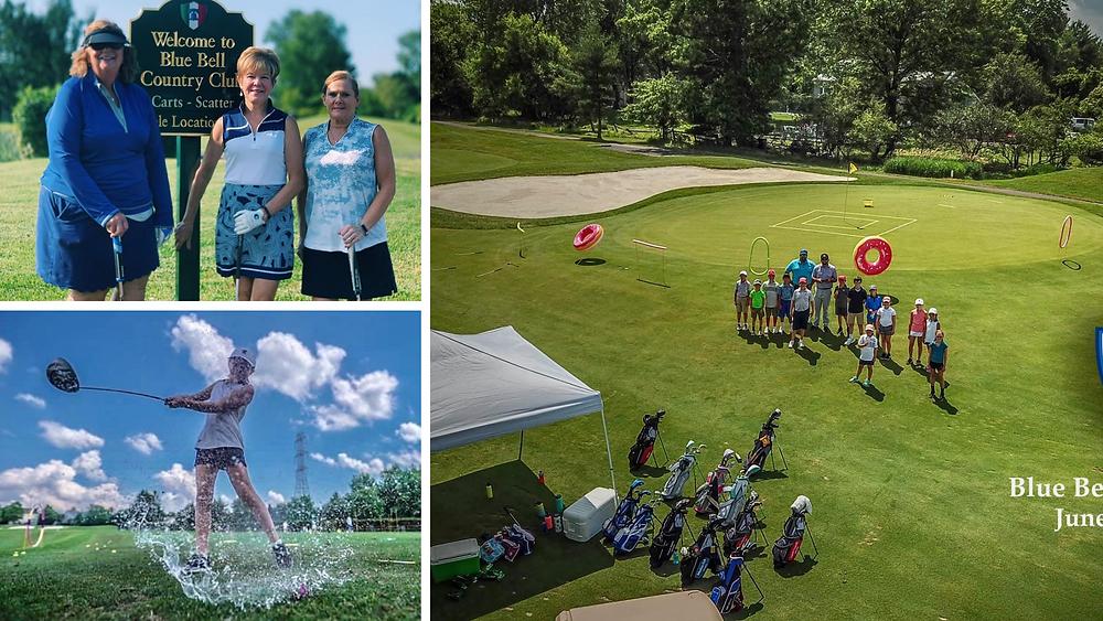 golf membership, clinics, leagues