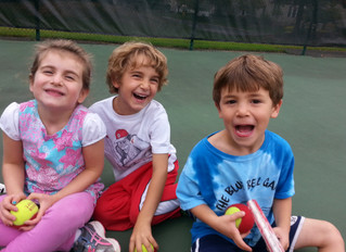 Junior Golf and Tennis Programs at Blue Bell Country Club—We Provide the Inspiration and Fun, You Pr