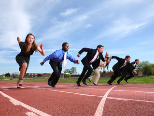 "It's ""Survival of the Fastest"" in the World of Corporate Events"
